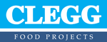Clegg Food Projects Logo